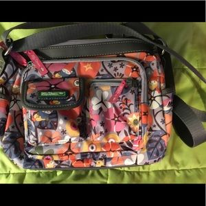LILLY BLOOM LADIES CROSSOVER PURSE